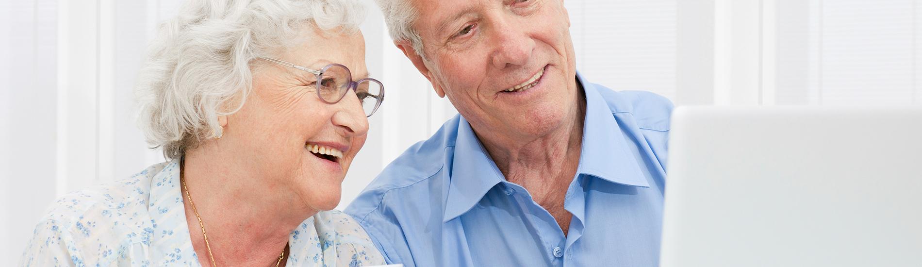 Computerhilfe für Senioren